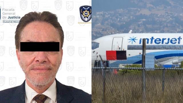 quién es Alejandro del Valle presidente de Interjet