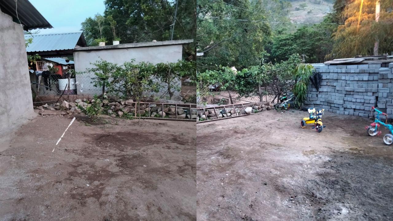 mujer de Michoacán presume su casa de concreto y se viraliza