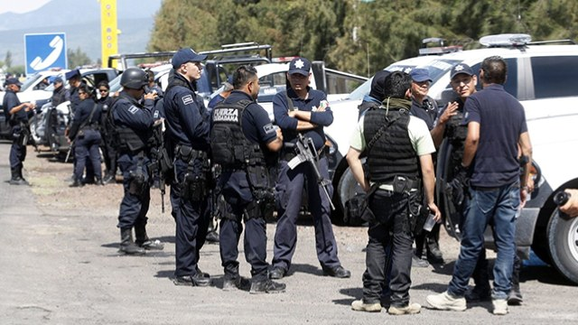 Fiscalía investiga policías masacre Tanhuato