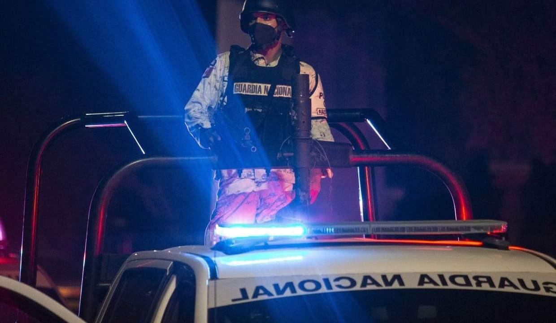 Una patrulla de la Guardia Nacional atropella a ciclista en autopista de Puebla