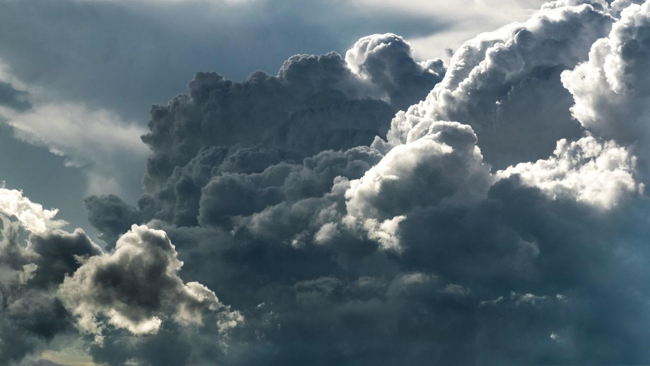 que provoca cada tipo de nube en el cielo