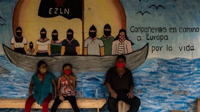 Guerra civil en Chiapas según EZLN