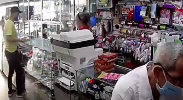 Mujer entregó a su hermano ladrón