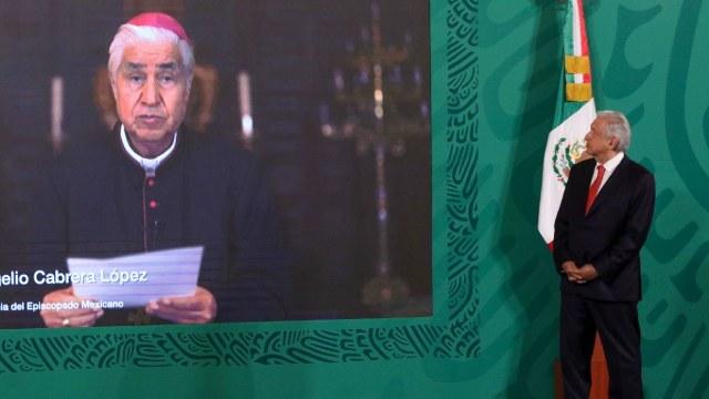 Papa Francisco se disculpó con México