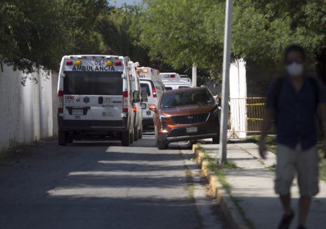 Por no traer cubrebocas, chofer acuchilla a pasajero en Nuevo León