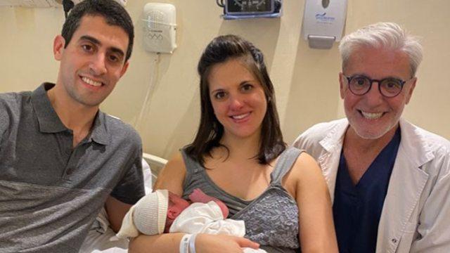 Primer bebé nacido de método tres padres