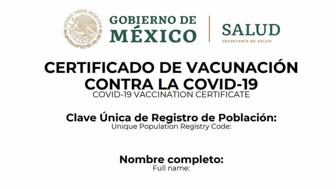 Cómo tramitar el certificado de vacunación vía WhatsApp