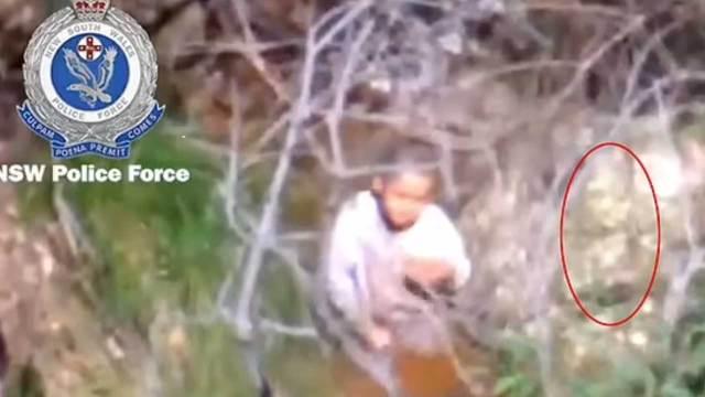 Madre de un niño rescatado asegura que la Virgen María lo protegió porque aparece en video de su rescate