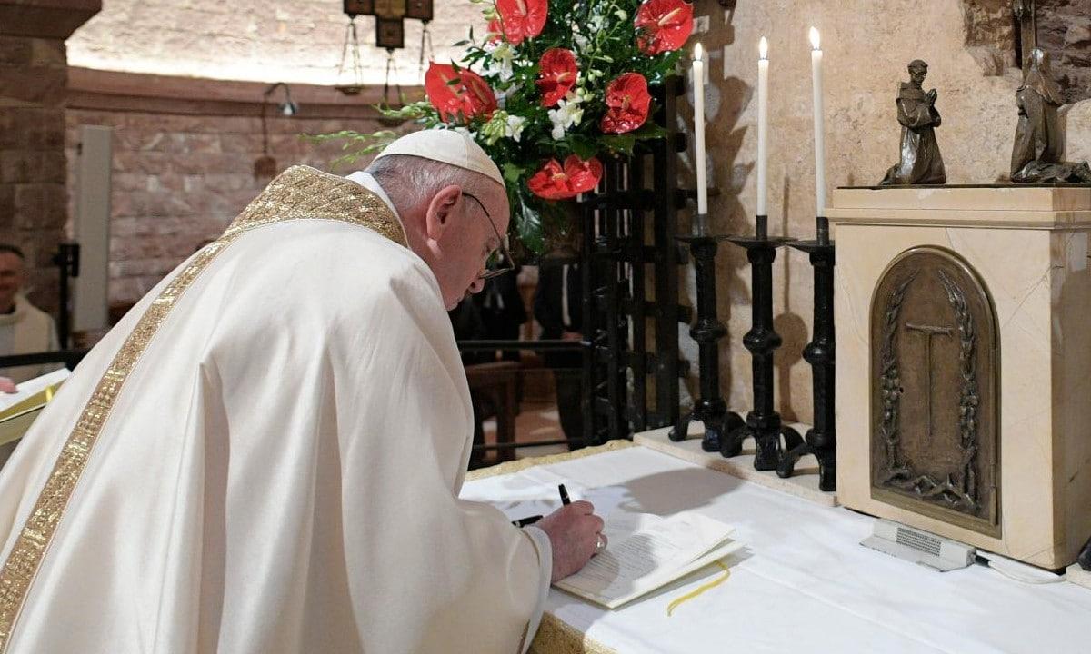 Papa Francisco Operación Colón Preparaban Cónclave Sustituirlo