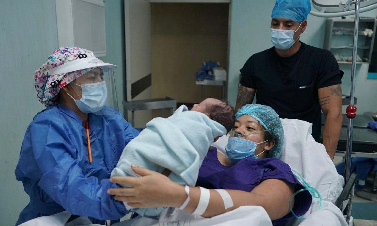 Inegi 2020 Disminuyeron Registros Nacimientos Bebés