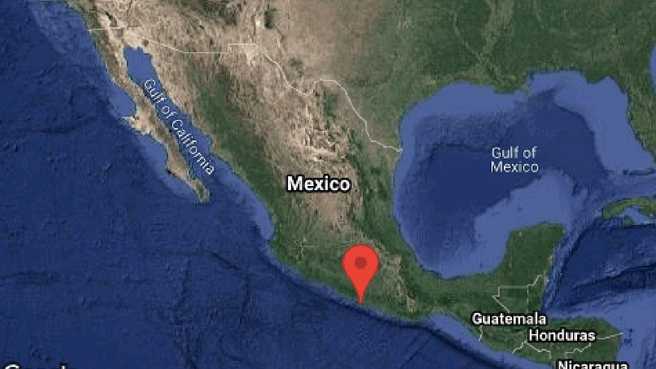Fuerte sismo sacudió a varios estado de la República