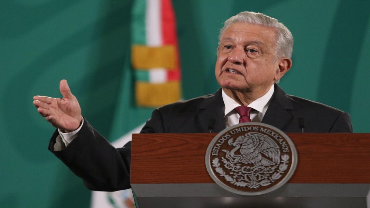 Advierte López Obrador uso de videojuegos para secuestrar menores