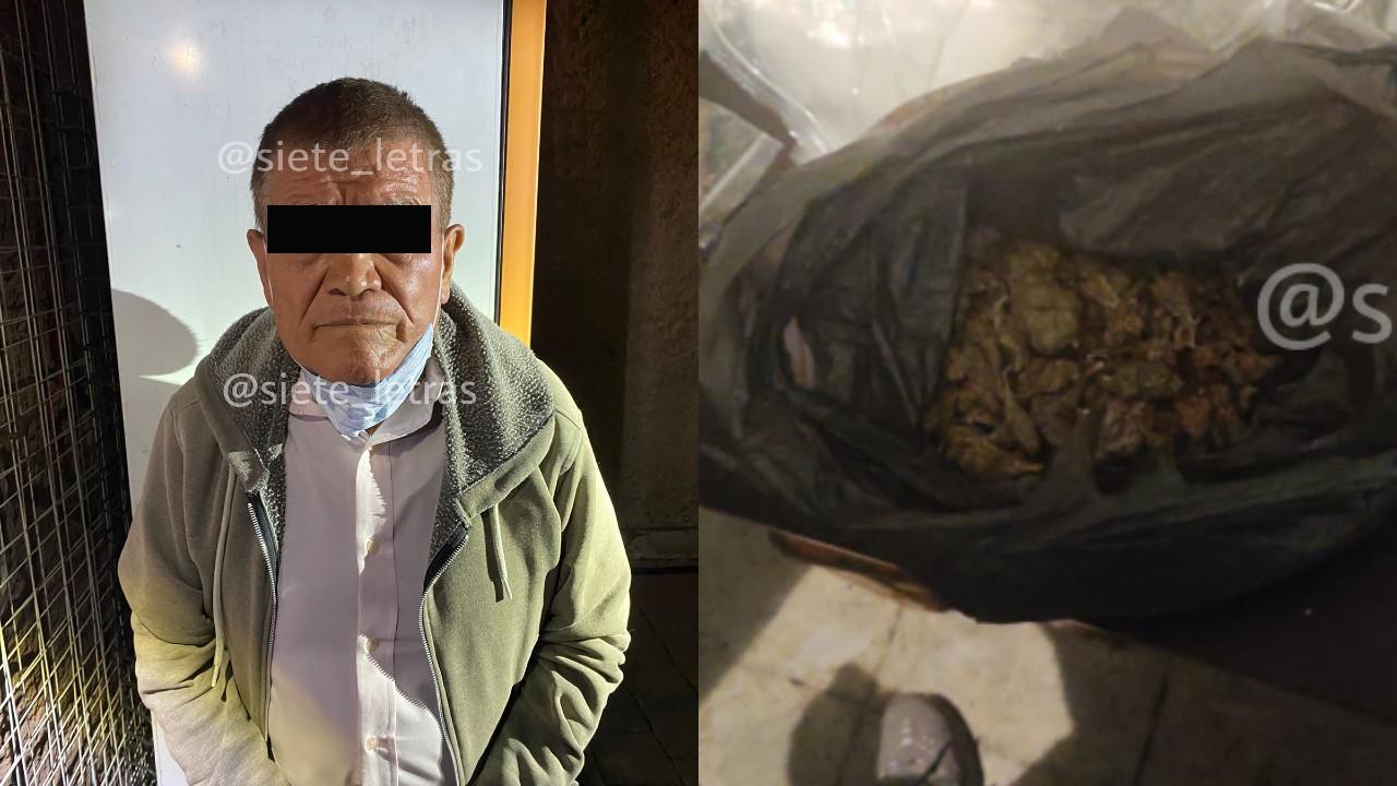 """Salvador Camarillo """"El Chato"""" fue detenido; era de los narcos más longevos de Tepito"""