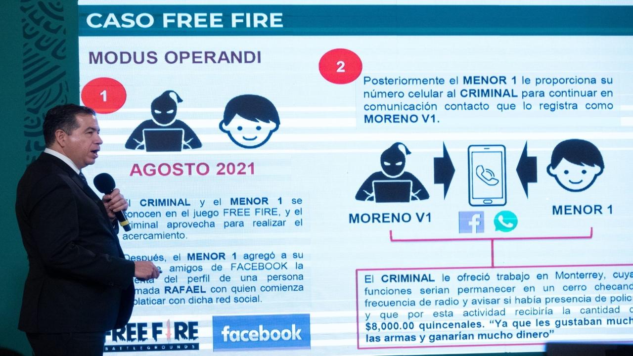 SSPC advierte de videojuegos que usa el narco para llegar a los menores