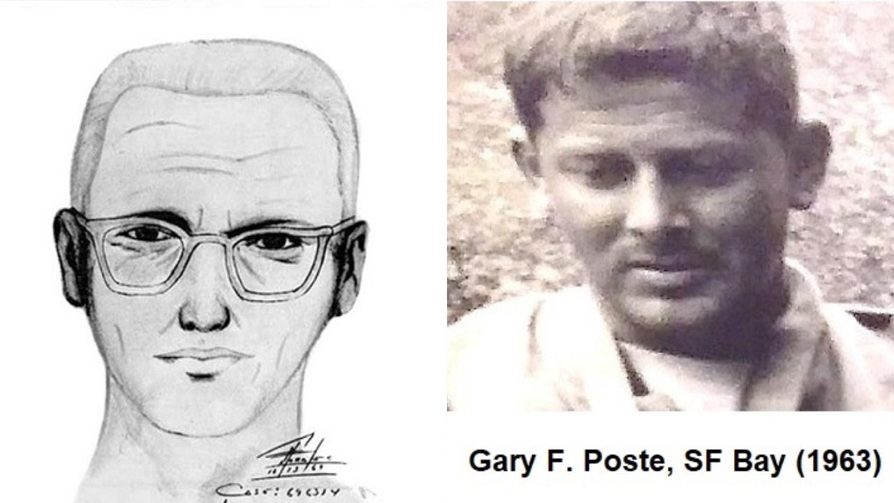 Gary Francis Poste es el asesino del zodiaco