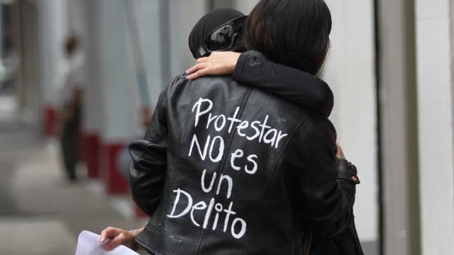Mujeres protestaron en Tepoztlán por violencia de género