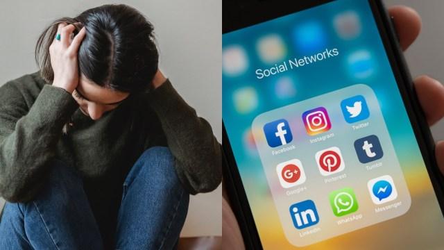 por qué causa ansiedad la caída de las redes sociales