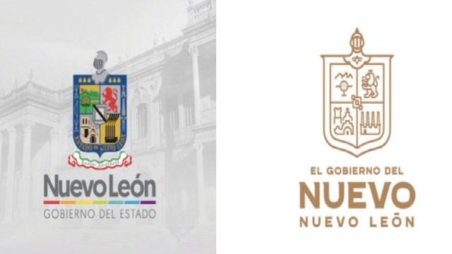 Samuel García modificó logo Nuevo León