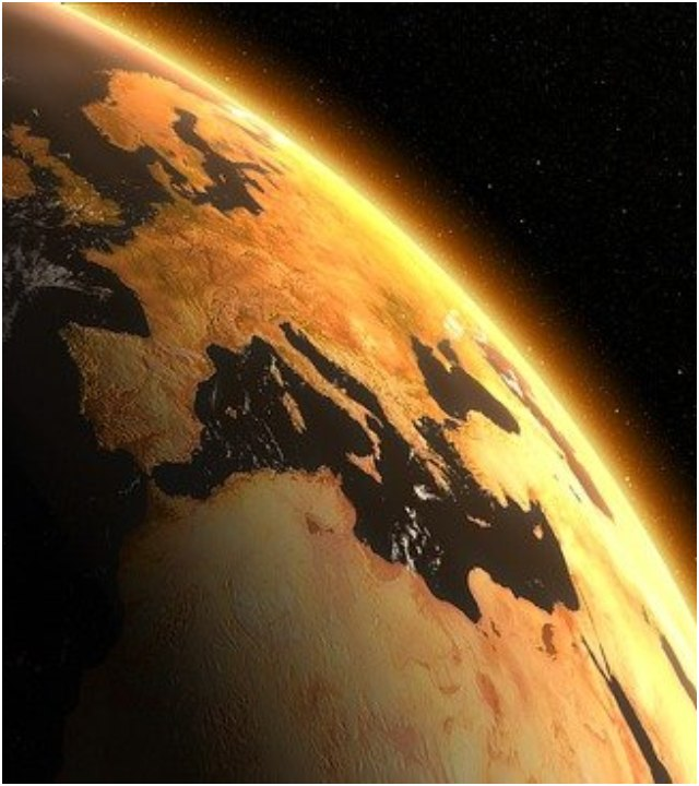 Tierra brilla menos que hace 20 años y ya preocupa a científicos