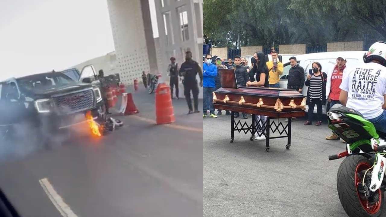 Despiden joven sicario muerto durante ataque a empresario en el AICM