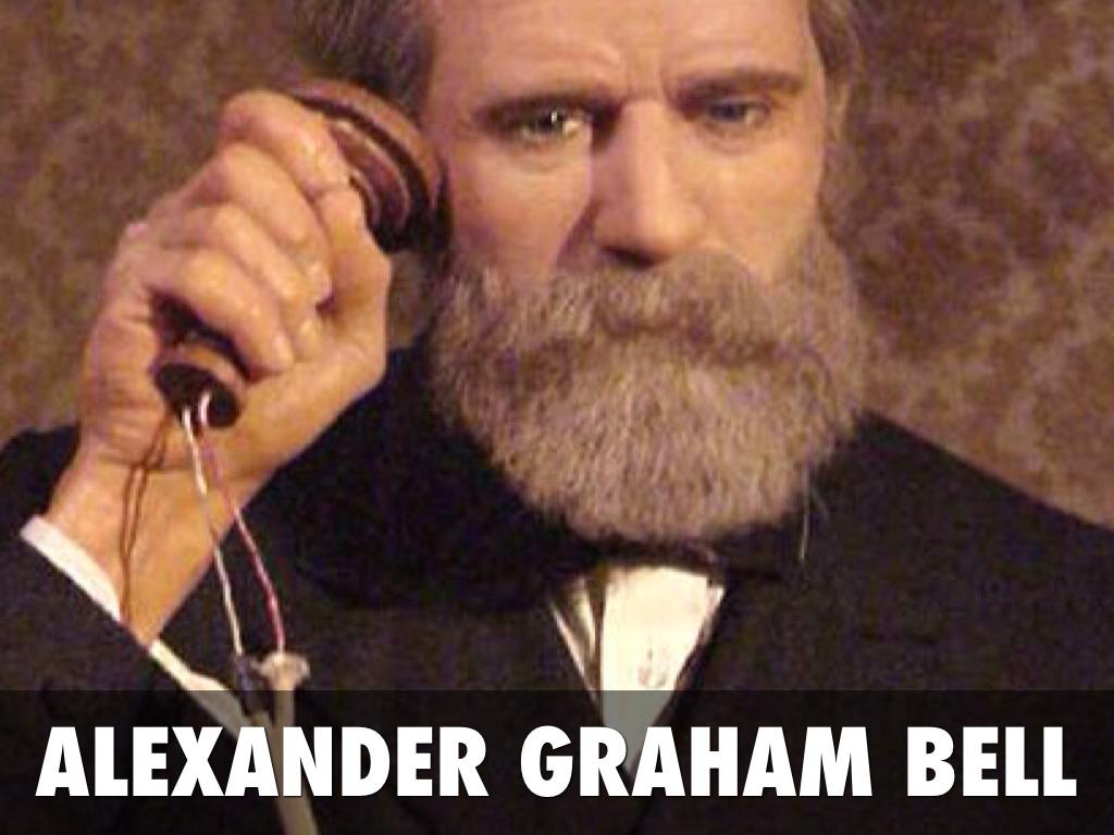 Alejandro Graham Bell patenta el telfono en 1876  Plumas