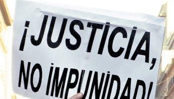 Resultado de imagen de justicia no impunidad