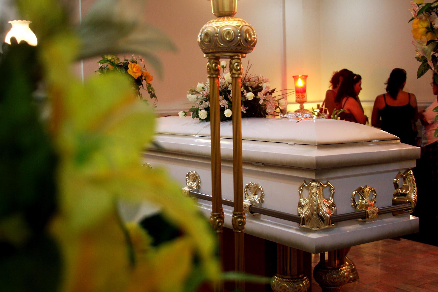 A la alza los costos de los servicios funerarios hasta 20