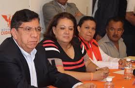 Armando Méndez de la Luz delegado de Movimiento Ciudadano