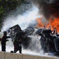 Explosión en la Panamericana: otra tragedia sin respuestas