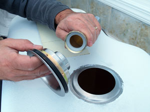 kitchen sink repair bathroom drains