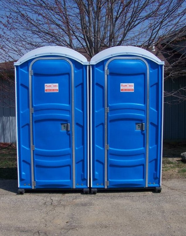 Portable Toilets and Restroom Trailers  Grand Rapids