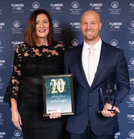 Plumber Drainer Gas Fitter of the Year