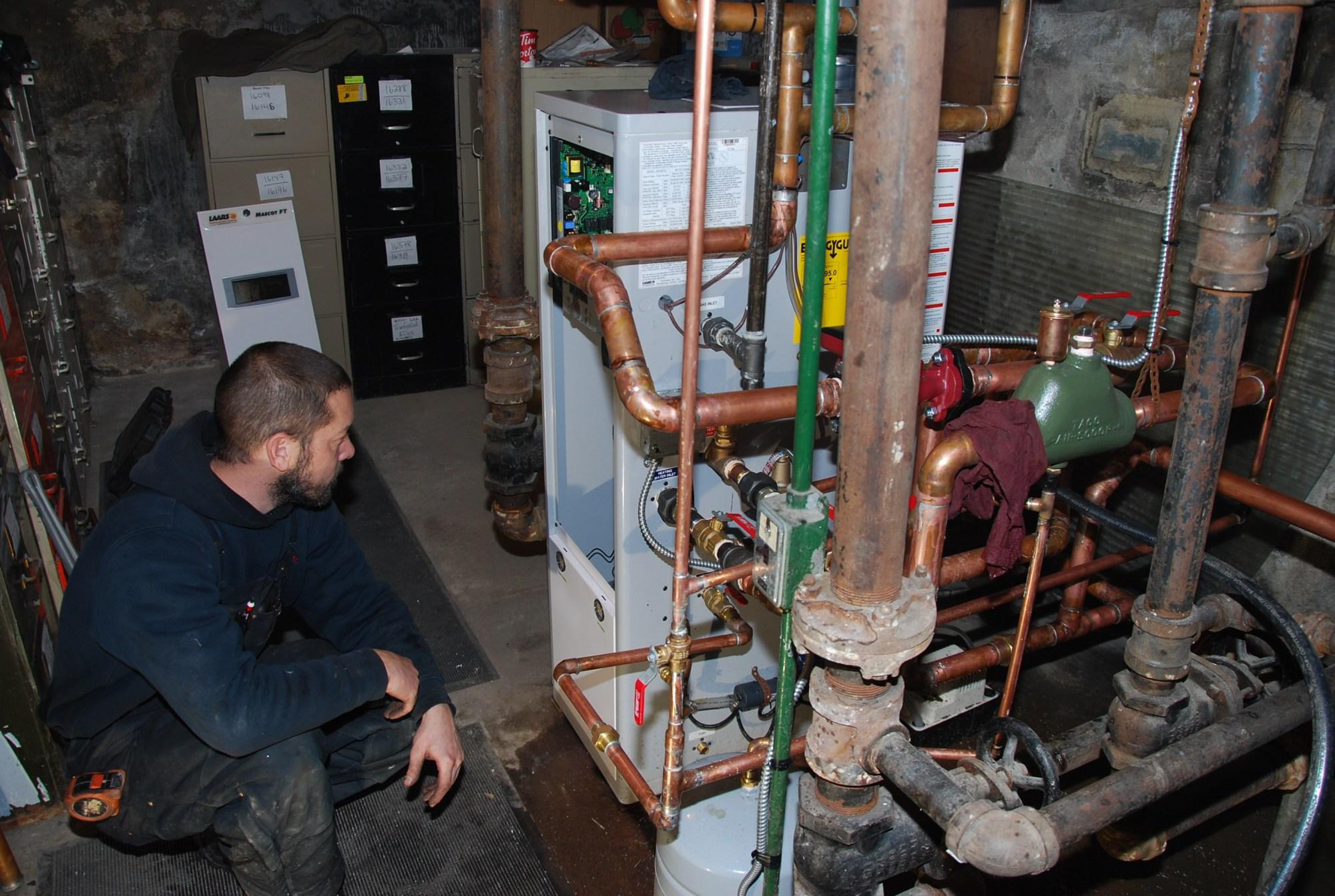 hight resolution of historic home boiler retrofit