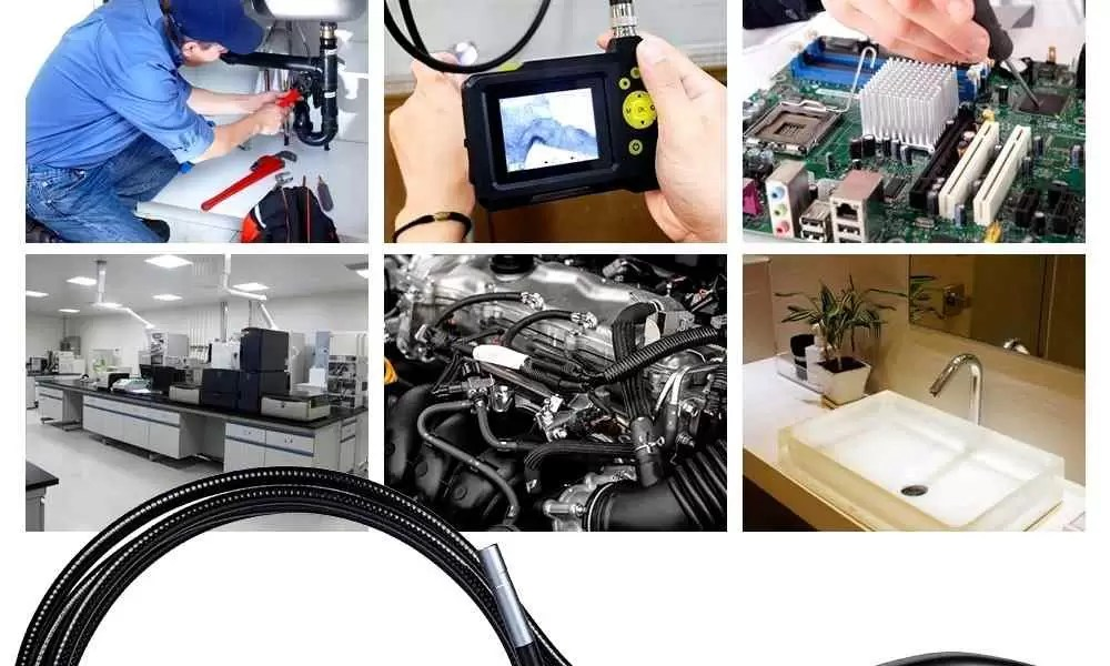 High Temperature Borescope