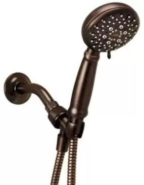 Moen 23015BRB multi-function hand shower.