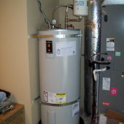 Ao Smith 50 Gallon Electric Water Heater Wiring Diagram Heat Thermostat White Knight Plumbing