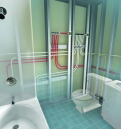 why logic plumbing beats home run and trunk and branch plumbing perspective news product reviews videos and resources for today s contractors  [ 1000 x 1000 Pixel ]