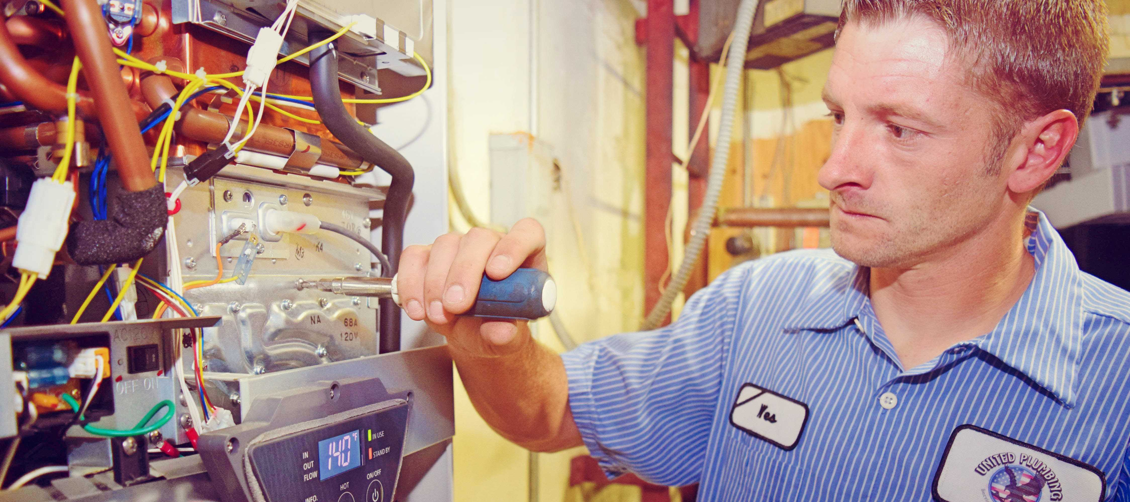 Local Tankless Water Heater Repair Springfield Missouri