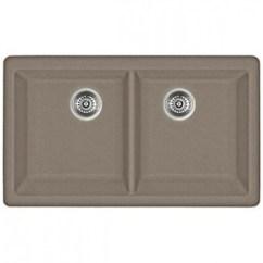 Blanco Kitchen Sink Spatula Horizon U2 Silgranit Double Bowl Undermount 6 550x550 Jpeg