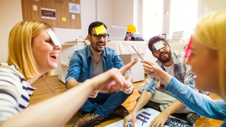 Easy Team Building Activities
