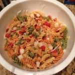 Pasta Salad #Recipe
