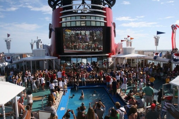 If you want to augment your Disney vacation, you can add a Disney cruise before or after your stay,or make your entire vacation aboard a Disney cruise ship.