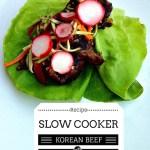 Korean BBQ Beef Recipe Day 3 #12DaysOf