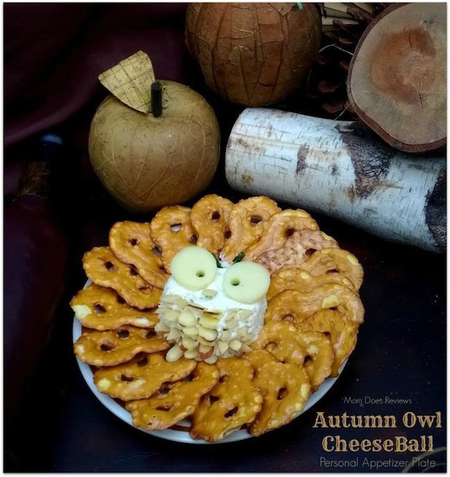 ... cheese ball plates. Welcome back to Day 5 of the # 12Daysof Thanksgiving Crafts u0026 Recipes & Owl Cheese Ball Day 5 #12DaysOf | Just Plum Crazy