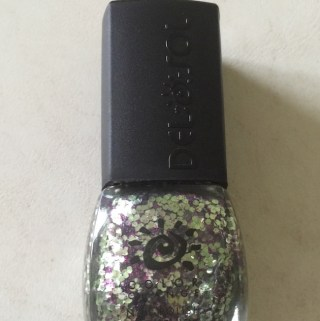 Del Sol Color Changing Holiday Nail Polish #Review #delsolnailpolish