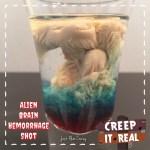 Alien Brain Hemorrhage Shot Recipe