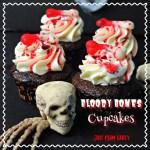 Bloody Bones Cupcakes Recipe