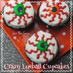 Crazy Eyeball Cupcakes Recipe