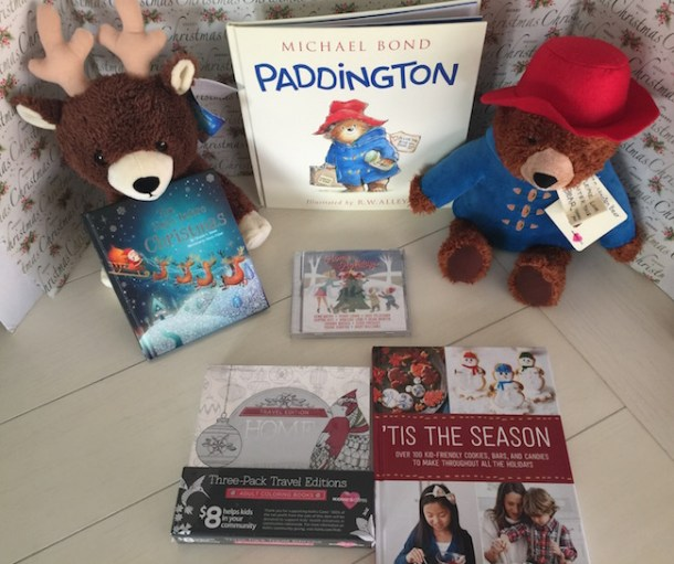 Have you been to your local Kohl's recently? If you have, you may have noticed that their newest Kohl's Cares line features Paddington Bear items and more!