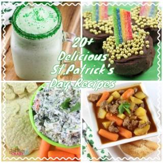 26 Delicious St. Patrick's Day Recipes